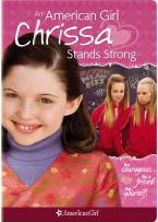 AMERICAN GIRL:CHRISSA STANDS STRONG BY TILLY,JENNIFER (DVD)